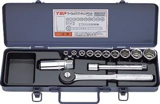 サーフェイスソケットレンチセット(差込角9.5mm)