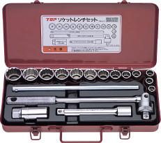 ソケットレンチセット(差込角12.7mm)