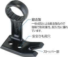 共回り防止工具 ボルトストッパー