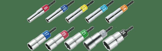 電動ドリル用αソケット(18Vインパクト対応)