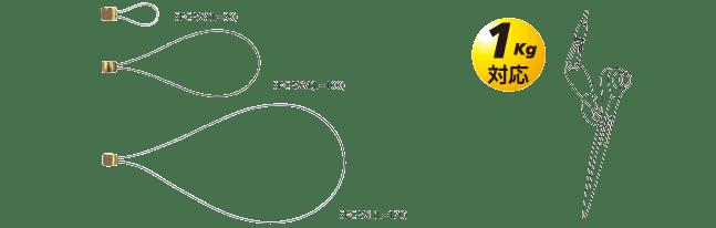 工具接続ワイヤ