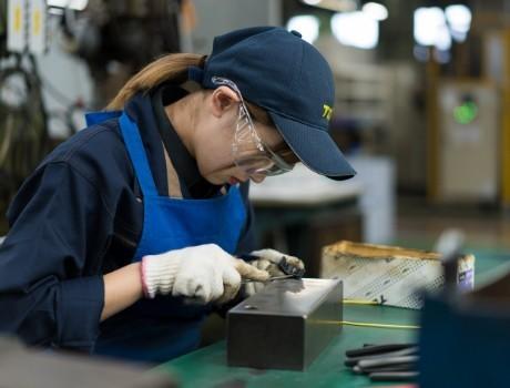 [写真]製造の現場